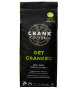 Crank Coffee Get Cranked Whole Bean Ebony Roast