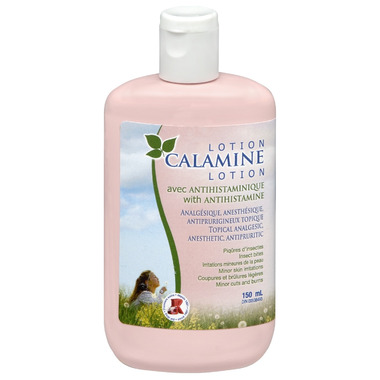 Calamine Lotion with Antihistamine