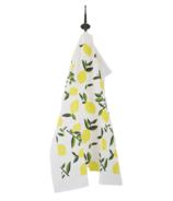 Ten and Co. Tea Towel Citrus Lemon