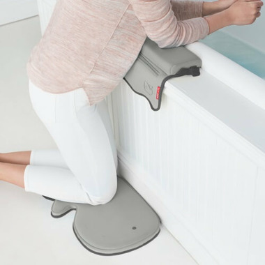 Skip Hop Moby Bath Kneeler Grey