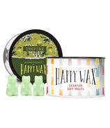 Happy Wax Aromatherapy Classic Tin Inspire
