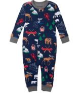 Hatley Combinaison bébé de l'union franc nord (North Baby Union Suit)