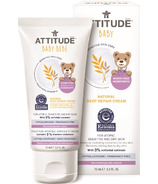 ATTITUDE Natural Deep Repair Cream for Babies