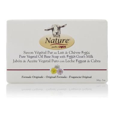 Nature by Canus Pure Vegetal Oil Base Soap Original Formula