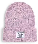 Herschel Supply Abbott Youth Beanie Reflective Candy Pink