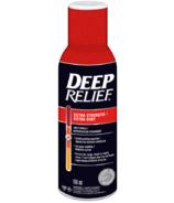 Deep Relief Extra Strength Heat Spray