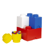 LEGO Storage Multipack 4 Pieces