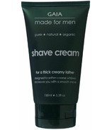 Gaia Made For Men Shave Cream