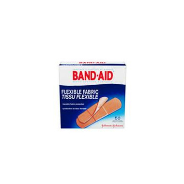 Band-Aid Flexible Fabric Assorted Family Pack