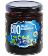 Rudolfs Organic Blueberry Jam