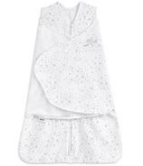 Halo Innovations Sleepsack Swaddle Midnight Moons Grey Cotton