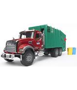 Bruder Toys Mack Granite Garbage Truck