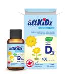 Allkidz Vegan Vitamin D3 Drops