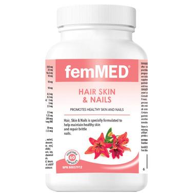 femMED Hair Skin & Nails