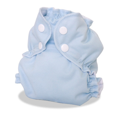 AppleCheeks Diaper Cover Forget Me Not