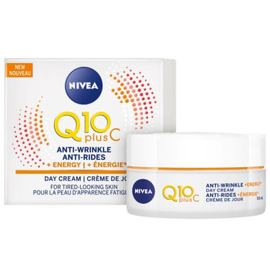 Nivea Q10 plus C Anti-Wrinkle And Energy Day Cream