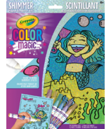 Crayola Color Magic Shimmer Mermaids