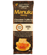 ZibaDel Creations Manuka Honey Milk Chocolate