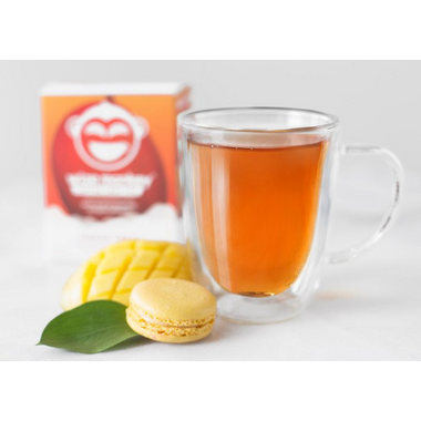 Wize Monkey Coffee Leaf Tea Mango Party