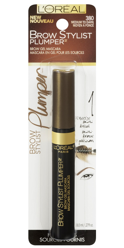 df98e783df7 Buy L'Oreal Brow Stylist Plumper Brow Gel Mascara at Well.ca | Free  Shipping $35+ in Canada