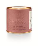 ILLUME Natural Tin Candle Citrus Cedarleaf