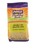 NOW Foods Double 00 Gelatin Caps