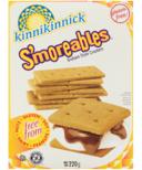 Kinnikinnick S'moreables Gluten Free Graham Crackers