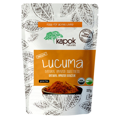 Kapok Naturals Organic Lucuma Powder