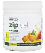 Prairie Naturals ZIPfuel Creatine Energy Drink Orange Mango