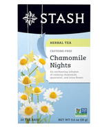 Stash Premium Chamomile Nights Herbal Tea