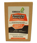 Kombucha Mill Kombucha Making Kit Black Tea