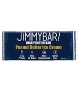 Jimmybar Protein Crunch Bar Peanut Butter Ice Cream