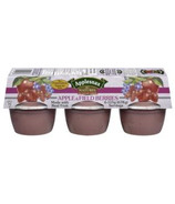 Applesnax Apple-Field Berries Applesauce Cups