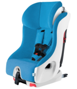 Clek Foonf Ten Year Blue Convertible Car Seat