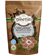 Pilling Foods Good Eats Organic Brown Flax Seeds