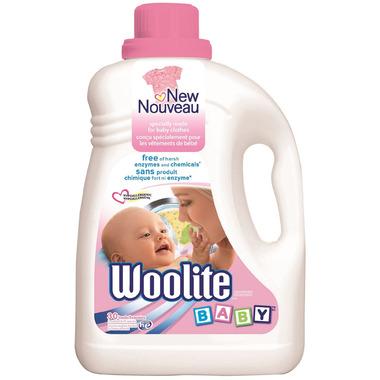Woolite Baby Hypoallergenic Laundry Detergent 1.8 L