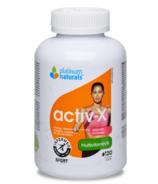 Platinum Naturals Multivitamine Activ-X pour femmes actives