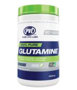 PVL 100% Pure Glutamine Bonus Size Unflavoured