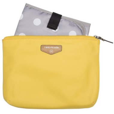 TWELVElittle Easy Diaper Pouch Yellow
