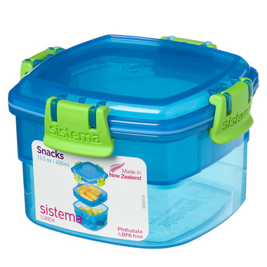 Sistema Snacks To Go Blue