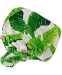 kitsch Microfiber Hair Towel Palm Print