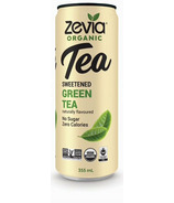 Zevia Organic Sweetened Green Tea