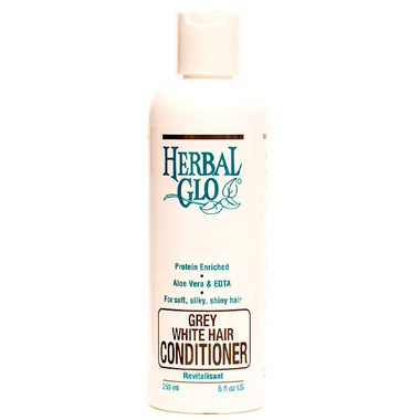 Herbal Glo Grey Or White Hair Conditioner