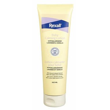 Rexall Baby Daily Moisturizer Lavender & Vanilla
