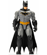 Batman Rebirth Batman Action Figure with 3 Mystery Accessories Mission 1