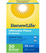 Renew Life Ultimate Flora Critical Care Probiotic