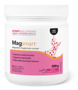 Smart Solutions Lorna Vanderhaeghe MAGsmart Powder Organic Raspberry