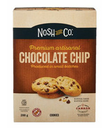 Nosh & Co. Premium Artisanal Chocolate Chip Cookies