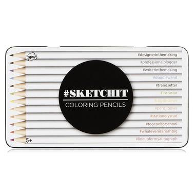 NPW Sketchit Colouring Pencils