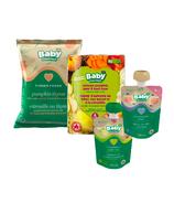 Lot de produits Baby Gourmet - Récolte d'automne